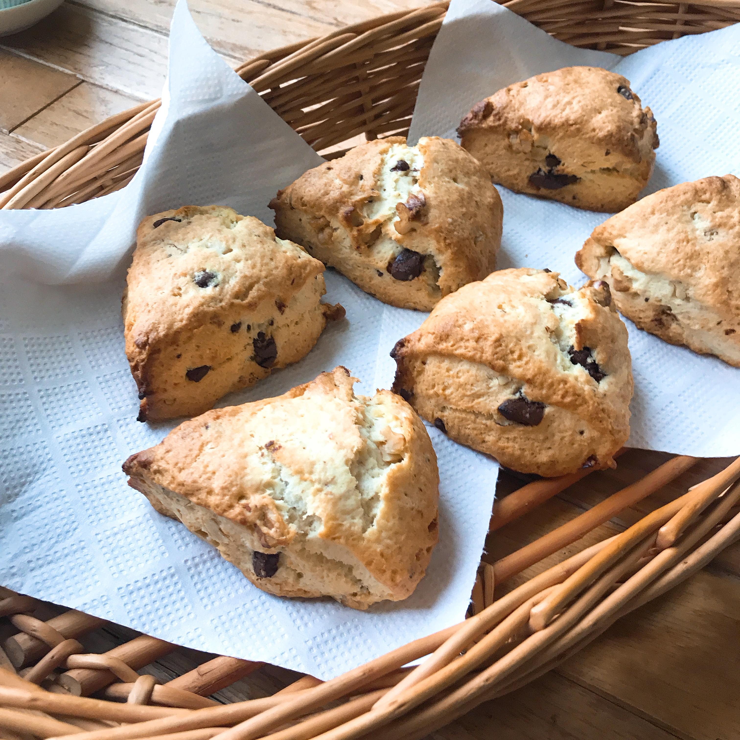 【開催報告】スコーンの作り方:理論から学ぶお菓子作り第一回