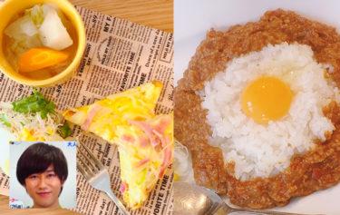 ZIPキテルネ!Snow Man阿部亮平さんが作る「#お家カフェ」レシピを再現