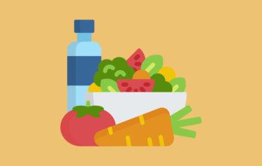 食べたものを記録・意識する〜40代の私が20代の体重に戻すダイエット③